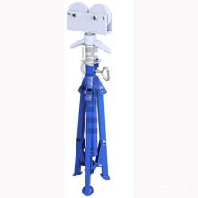 """Soporte de tubo de cabeza de rodillo HONGLI 1109 para tubo de 2 """"-12"""""""