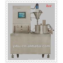 Granulador e revestidor centrífugos para produtos alimentares