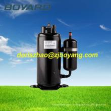 Pièces hvac r134a r410a 220v 24v 12 v mini compresseur d'air réfrigérateur pour climatiseur 3000btu