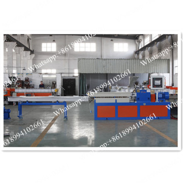 Lab small Twin Screw Extruder Machine