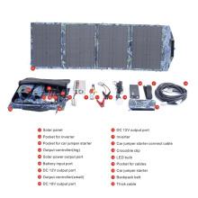 Chargeur solaire pliable étanche 60W