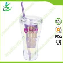 20oz novo como vaso de água com infuser Ans Straw (IB-A4)