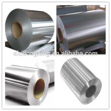 Folheta de alumínio 3102B-H24 para condicionador de ar / Folha de alumínio hidrófilo
