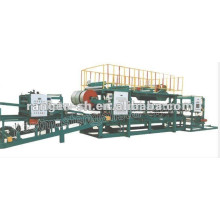 Colour Steel EPS Sandwich Panel Machine