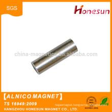 Component bar Cast strong neodymium Alnico speaker magnet