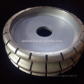 250mm electroplated grinding wheel stone diamond grinding and polishing wheel