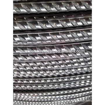 Chinese Manufacturers 12m CRB 550 deformed steel bar, iron rods for construction