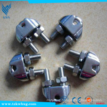 AISI M18 304 free sample stainless steel clamps used in electrical equipment