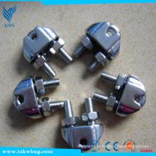 AISI M18 304 braçadeiras de aço inoxidável de amostra livre usadas em equipamentos elétricos