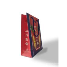 Высокомарочная Подгонянная Прокатанная Matt Бумажная Упаковка Мешок