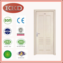 Simple Commercial Steel Wood Interior Door JKD-1077 for Bedroom