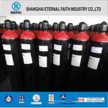Cylindre de gaz en acier sans soudure de haute qualité 2014