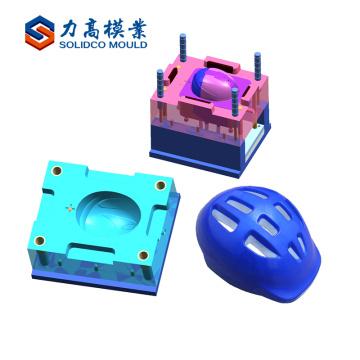 Easy To Maintain Cheap Wholesale Bottom Price Helmet Plastic Mold Custom Make Injection Plastic Motor Helmet Mould