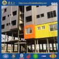 Stahl Mehrstöckiges Appartementhaus (SS-16130)