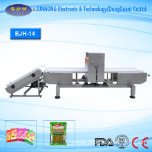 Metal Detector for Seafood Processing Industry