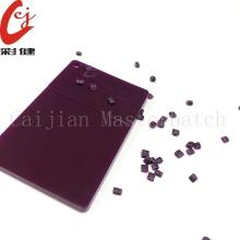 Grânulo de Masterbatch plástico roxo do PVC
