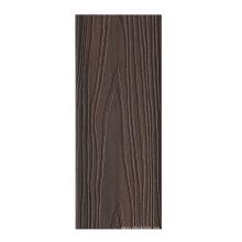 Decking compuesto plástico sacado de madera Decking compuesto respetuoso del medio ambiente