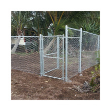 Factory Price 6ft Chain Link Fence  Lowes Prices Galvanized Chain Link Fences