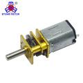 5 v 300 rpm 500 rpm 3mm durchmesser dc elektrische getriebemotor für hausgeräte