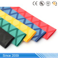 Colored Anti-slide Grain Heat Shrink Tube For Fishing Rod Grip With Logo Printing