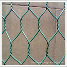 Rede de arame hexagonal