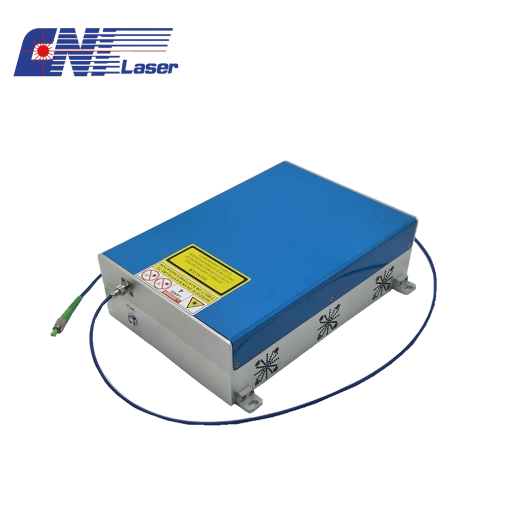 1550nm High Frequency All Fiber Pulsed Laser