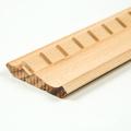 Diseño de interiores de madera decorativa casa de haya moldura Diseño de interiores moldeado