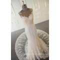 China Nach Maß Alibaba Hochzeits-Kleid-Nixe Applique Long Sleeve Wedding Dresses 2018