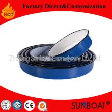 Bandeja redonda del esmalte / bandeja de la comida / utensilios de cocina de Sunboat / vajilla
