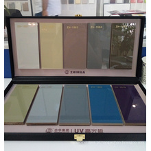Hot Venda MDF High Gloss UV bordo (zh-978)