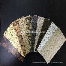 Imitation stone aluminum for external walls/aluminum curtain wall