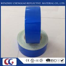 Ruban réfléchissant de qualité de publicité acrylique bleu pur