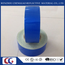 Pure Blue Acrylic Advertisement Grade Reflective Tape