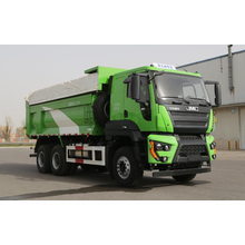 40T loading capacity 10 wheel Dump truck