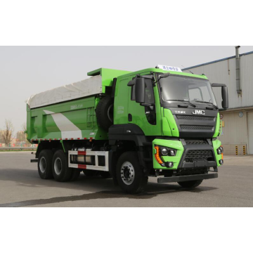 40T loading capacity 10 wheel Dump truck