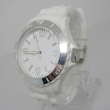 Environmental Protection Japan Movement Plastic Fashion Watch Sj073-6