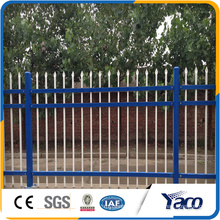 made in china cheap wrought iron fence panels for sale
