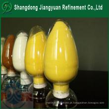 (Fornecimento direto de fábrica) Sulfato poliferrico / Sulfato férrico polimérico / Pfs