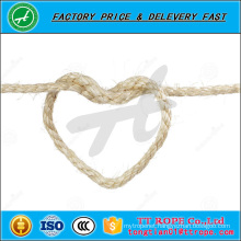 6mm bleached sisal rope for cat pet