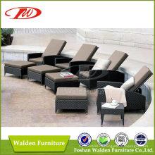 Патио Мебель шезлонг Sun Lounger Chair (DH-9566)
