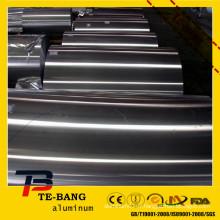 Feuille d'aluminium avec revêtement pe