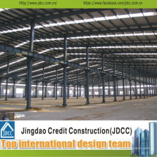 Armazém de estrutura de aço profissional e de alta qualidade