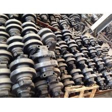 Rolo de esteira de fundição de peças de reposição de alta garantia