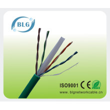 Cable Cat6 UTP 4PR 23AWG