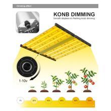 Barra de luz de cultivo plegable Phlizon con LED Samsung