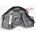 Capot de moteur à fibre de carbone K1064 pour Kawasaki Zx10r 2016