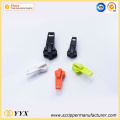 Plastic Zipper Slider Auto Lock Zip Puller