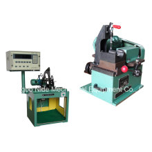 Semi Automation Motor Armature Balancer Weight Removing Machine