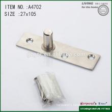 105*27mm three-screw glass door pivot hinge