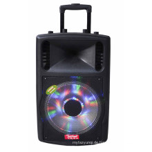 12 Zoll Funktion Trolley Lautsprecher mit Mini Bluetooth Akku F78d
